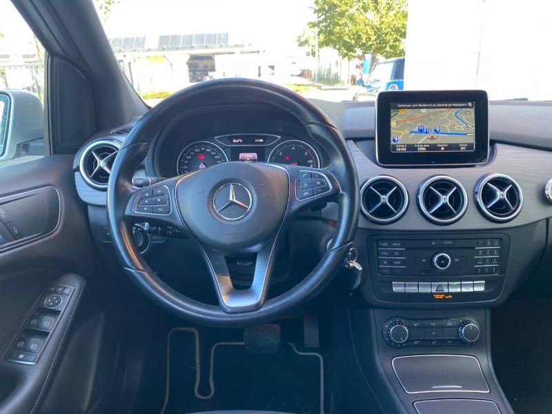 Photo 3 de l'offre de MERCEDES-BENZ CLASSE B (W246) 180 D BUSINESS EXECUTIVE 7G-DCT à 15490€ chez Le Fourchêne Automobiles