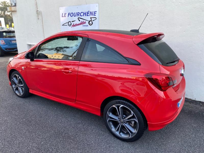 Photo 4 de l'offre de OPEL CORSA 1.4 TURBO 150CH S START/STOP 3P à 12490€ chez Le Fourchêne Automobiles