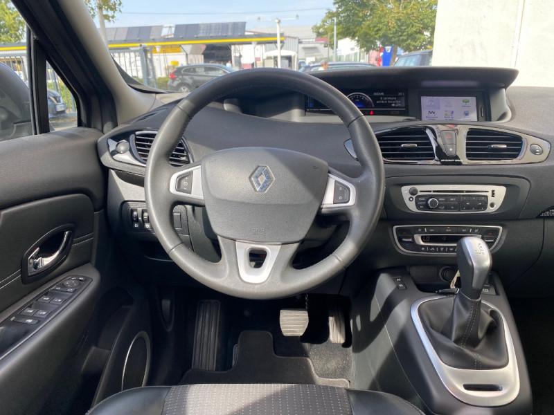 Photo 2 de l'offre de RENAULT SCENIC III 1.5 DCI 110CH FAP BUSINESS EDC à 9490€ chez Le Fourchêne Automobiles