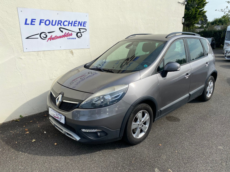 Renault SCENIC III XMOD 1.5 DCI 110CH ENERGY BUSINESS ECO² Diesel GRIS F Occasion à vendre