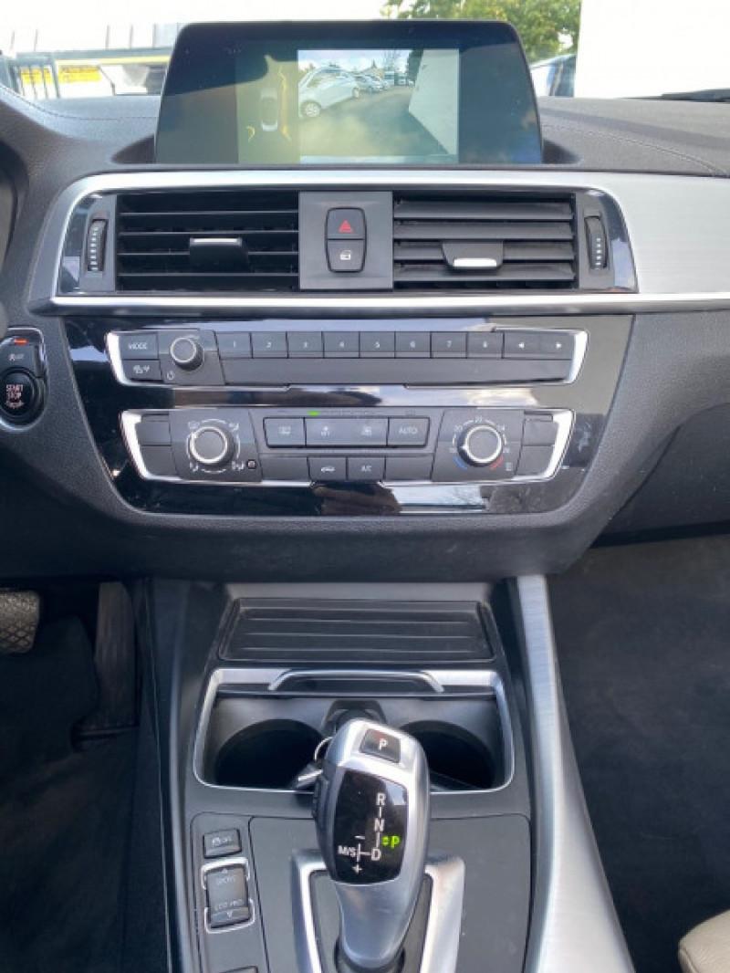 Photo 5 de l'offre de BMW SERIE 2 CABRIOLET (F23) 218DA 150CH SPORT à 28900€ chez Le Fourchêne Automobiles