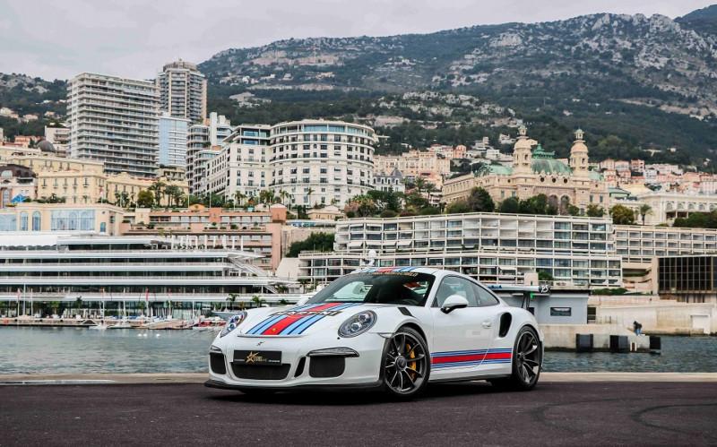 Porsche 991 COUPE (991) 4.0 500CH PDK GT3 RS Essence BLANC Occasion à vendre