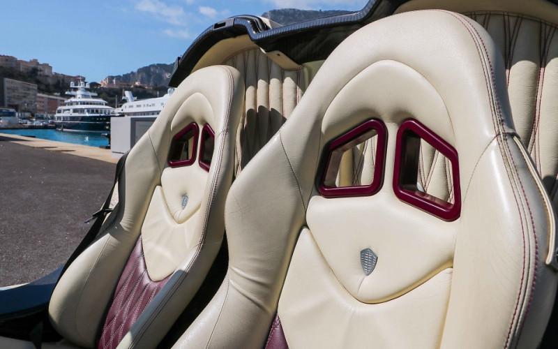 Photo 17 de l'offre de KOENIGSEGG AGERA R CABRIOLET à 2200000€ chez Stars Monte Carlo