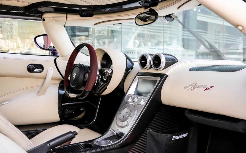 Photo 13 de l'offre de KOENIGSEGG AGERA R CABRIOLET à 2200000€ chez Stars Monte Carlo
