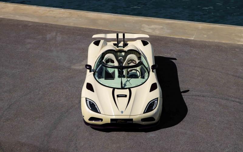 Photo 7 de l'offre de KOENIGSEGG AGERA R CABRIOLET à 2200000€ chez Stars Monte Carlo