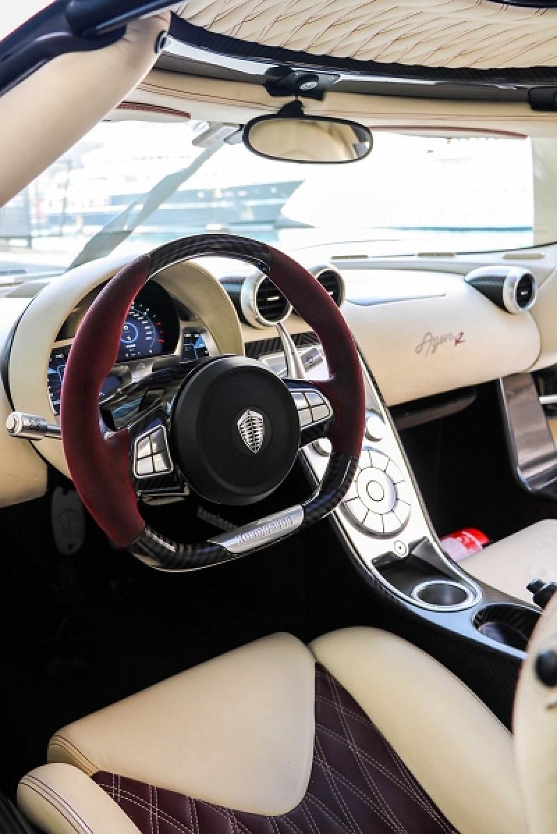 Photo 32 de l'offre de KOENIGSEGG AGERA R CABRIOLET à 2200000€ chez Stars Monte Carlo