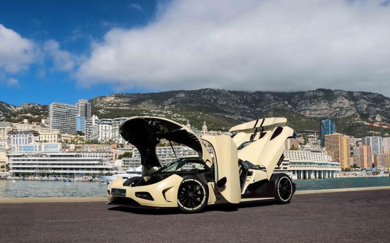 Photo 10 de l'offre de KOENIGSEGG AGERA R CABRIOLET à 2200000€ chez Stars Monte Carlo