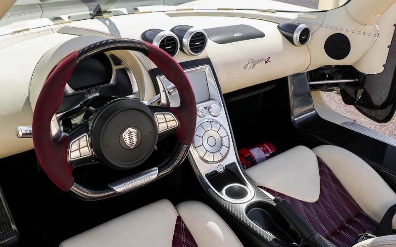 Photo 16 de l'offre de KOENIGSEGG AGERA R CABRIOLET à 2200000€ chez Stars Monte Carlo
