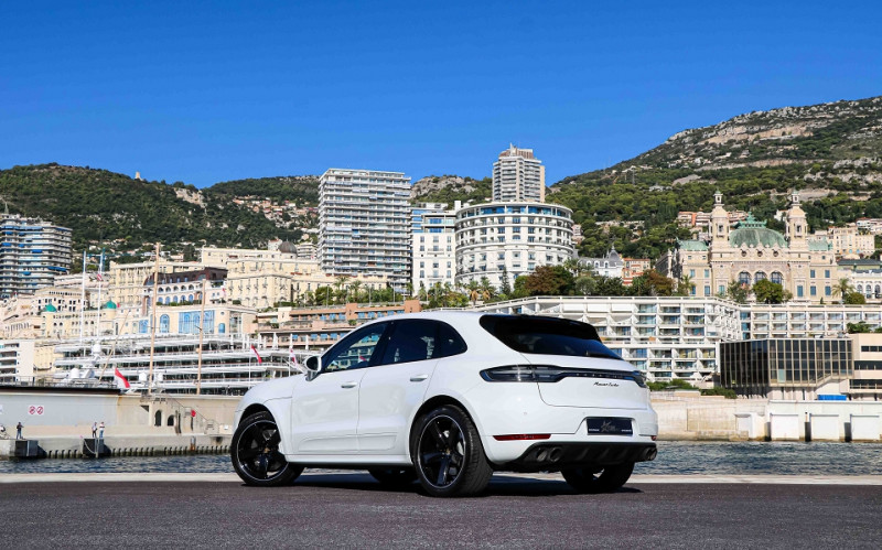 Photo 5 de l'offre de PORSCHE MACAN 2.9 V6 440CH TURBO PDK EURO6D-T EVAP ISC à 108000€ chez Stars Monte Carlo