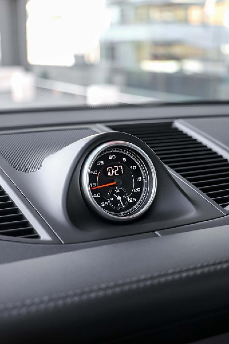 Photo 15 de l'offre de PORSCHE MACAN 2.9 V6 440CH TURBO PDK EURO6D-T EVAP ISC à 108000€ chez Stars Monte Carlo