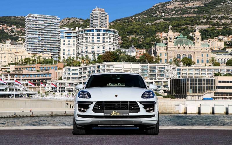 Photo 2 de l'offre de PORSCHE MACAN 2.9 V6 440CH TURBO PDK EURO6D-T EVAP ISC à 108000€ chez Stars Monte Carlo