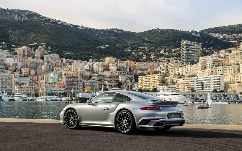 Photo 6 de l'offre de PORSCHE 911 COUPE (991) 3.8 580CH TURBO S PDK à 158991€ chez Stars Monte Carlo