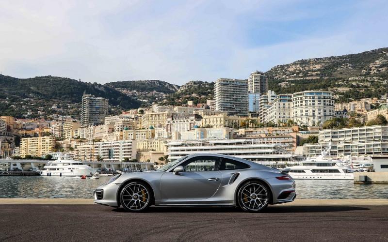 Photo 4 de l'offre de PORSCHE 911 COUPE (991) 3.8 580CH TURBO S PDK à 158991€ chez Stars Monte Carlo