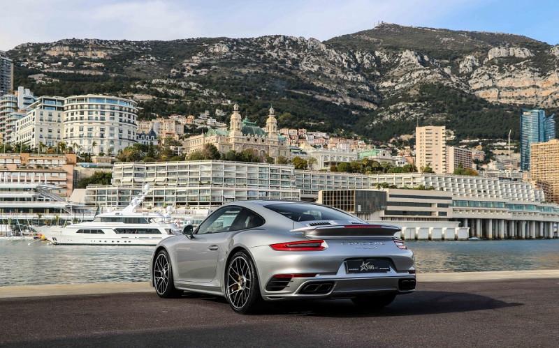 Photo 7 de l'offre de PORSCHE 911 COUPE (991) 3.8 580CH TURBO S PDK à 158991€ chez Stars Monte Carlo