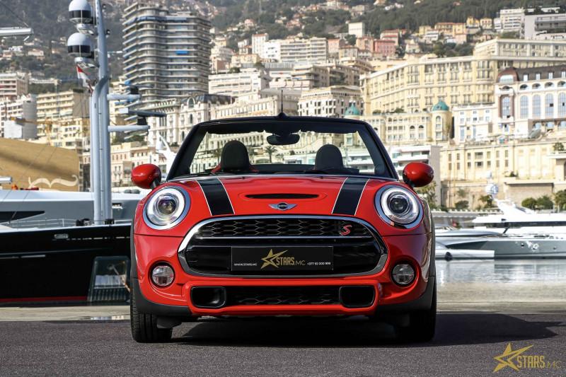 Photo 3 de l'offre de MINI CABRIO COOPER S 192CH RED HOT CHILI BVA à 31900€ chez Stars Monte Carlo