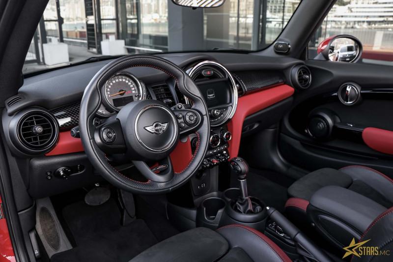 Photo 11 de l'offre de MINI CABRIO COOPER S 192CH RED HOT CHILI BVA à 31900€ chez Stars Monte Carlo