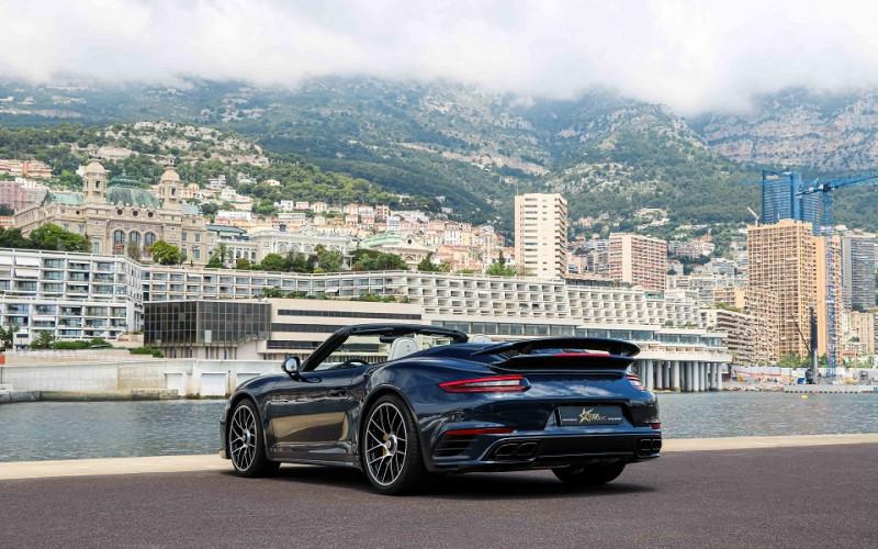 Photo 10 de l'offre de PORSCHE 911 CABRIOLET (991) 3.8 580CH TURBO S PDK à 174991€ chez Stars Monte Carlo