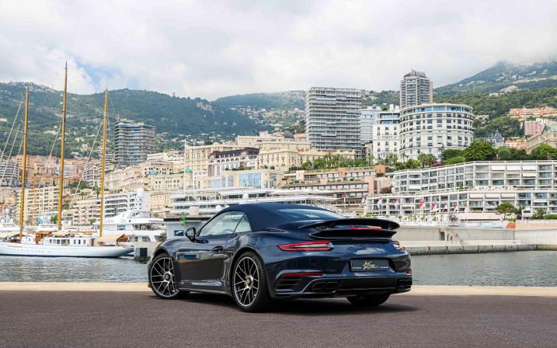 Photo 7 de l'offre de PORSCHE 911 CABRIOLET (991) 3.8 580CH TURBO S PDK à 174991€ chez Stars Monte Carlo