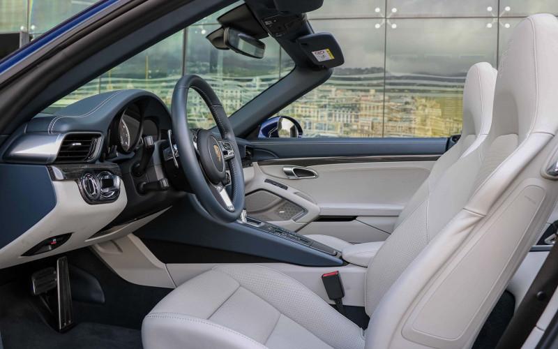 Photo 19 de l'offre de PORSCHE 911 CABRIOLET (991) 3.8 580CH TURBO S PDK à 174991€ chez Stars Monte Carlo