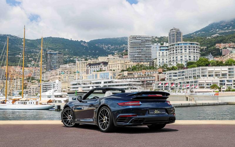 Photo 6 de l'offre de PORSCHE 911 CABRIOLET (991) 3.8 580CH TURBO S PDK à 174991€ chez Stars Monte Carlo