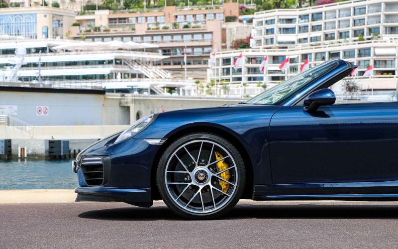 Photo 12 de l'offre de PORSCHE 911 CABRIOLET (991) 3.8 580CH TURBO S PDK à 174991€ chez Stars Monte Carlo