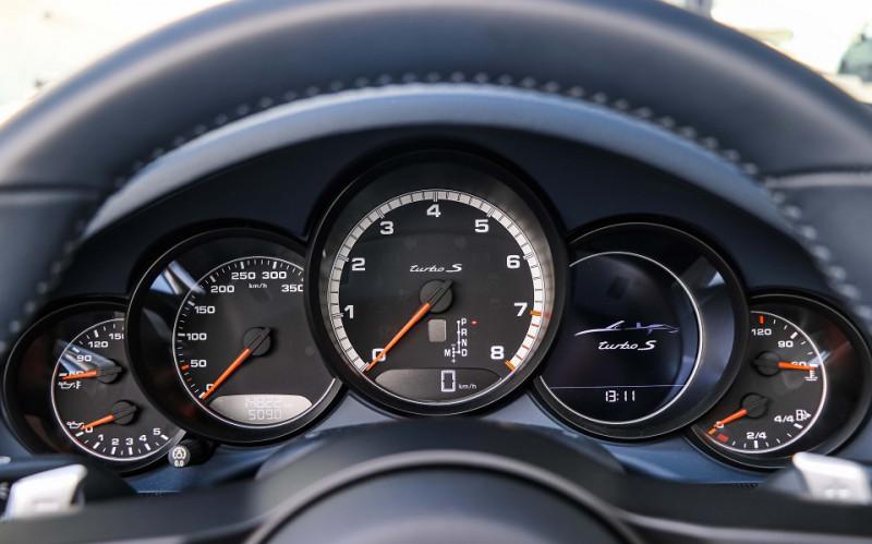 Photo 13 de l'offre de PORSCHE 911 CABRIOLET (991) 3.8 580CH TURBO S PDK à 174991€ chez Stars Monte Carlo