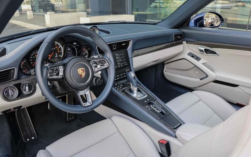 Photo 22 de l'offre de PORSCHE 911 CABRIOLET (991) 3.8 580CH TURBO S PDK à 174991€ chez Stars Monte Carlo