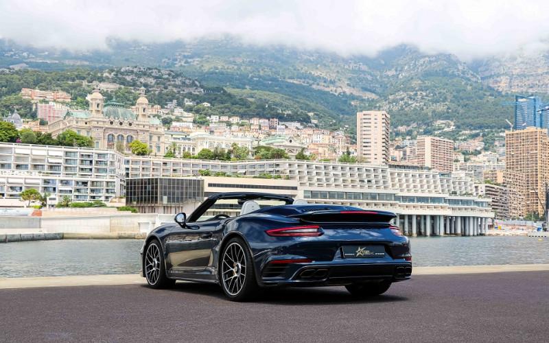 Photo 11 de l'offre de PORSCHE 911 CABRIOLET (991) 3.8 580CH TURBO S PDK à 174991€ chez Stars Monte Carlo