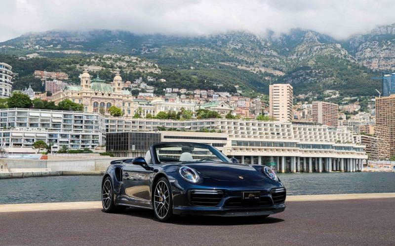 Photo 4 de l'offre de PORSCHE 911 CABRIOLET (991) 3.8 580CH TURBO S PDK à 174991€ chez Stars Monte Carlo