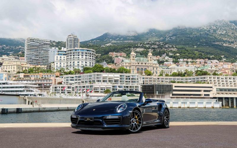 Photo 17 de l'offre de PORSCHE 911 CABRIOLET (991) 3.8 580CH TURBO S PDK à 174991€ chez Stars Monte Carlo