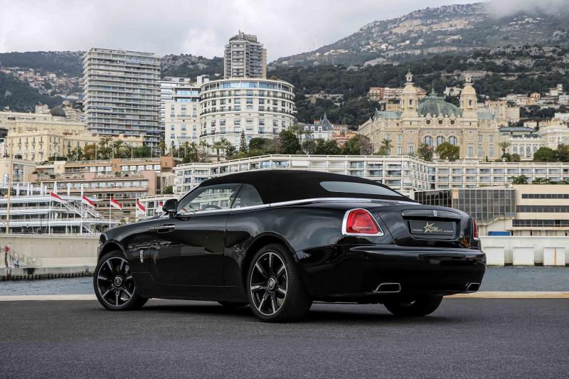 Photo 6 de l'offre de ROLLS-ROYCE DAWN V12 6.6 571CH à 259000€ chez Stars Monte Carlo