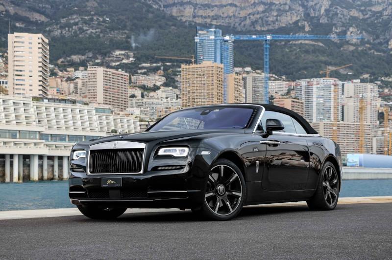 Photo 2 de l'offre de ROLLS-ROYCE DAWN V12 6.6 571CH à 259000€ chez Stars Monte Carlo