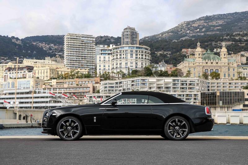 Photo 5 de l'offre de ROLLS-ROYCE DAWN V12 6.6 571CH à 259000€ chez Stars Monte Carlo