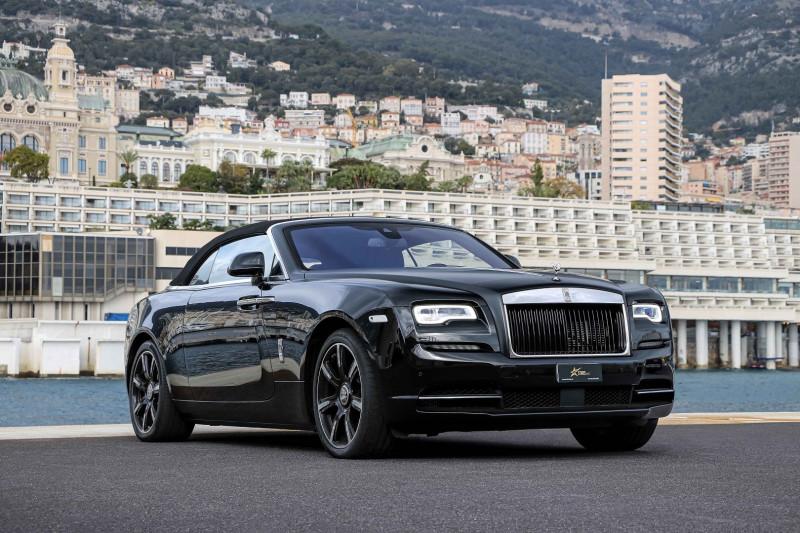 Photo 4 de l'offre de ROLLS-ROYCE DAWN V12 6.6 571CH à 259000€ chez Stars Monte Carlo