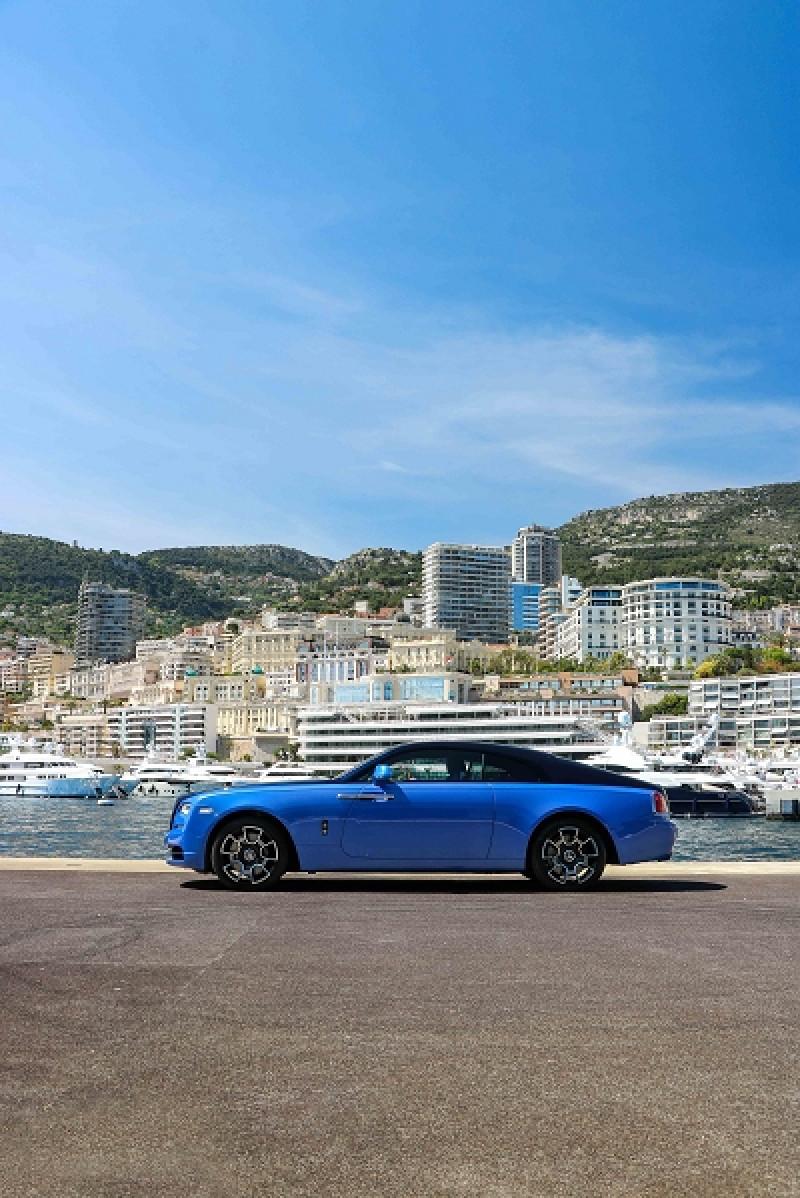 Photo 29 de l'offre de ROLLS-ROYCE WRAITH V12 632CH BLACK BADGE à 260000€ chez Stars Monte Carlo