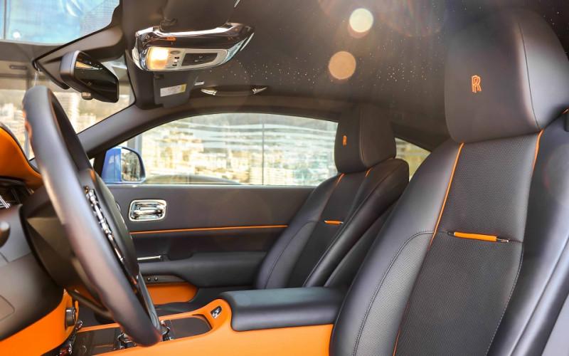 Photo 11 de l'offre de ROLLS-ROYCE WRAITH V12 632CH BLACK BADGE à 260000€ chez Stars Monte Carlo
