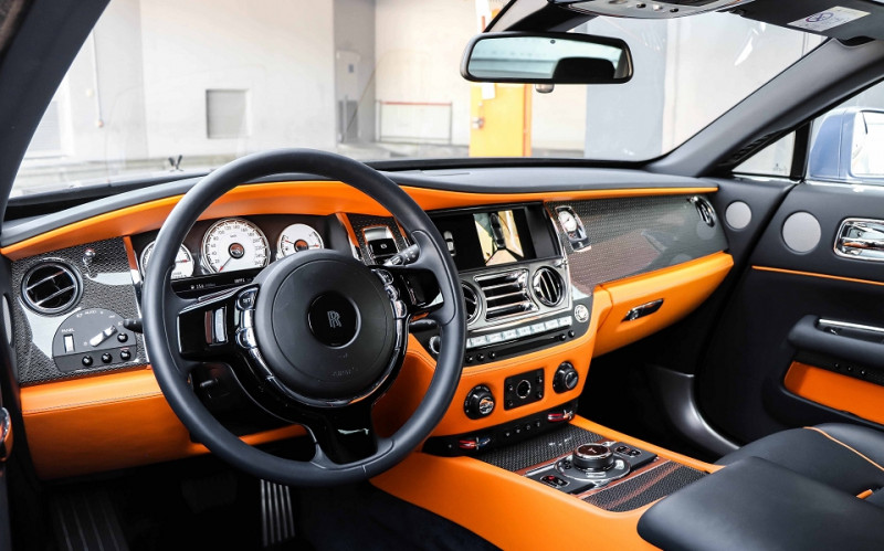 Photo 7 de l'offre de ROLLS-ROYCE WRAITH V12 632CH BLACK BADGE à 260000€ chez Stars Monte Carlo