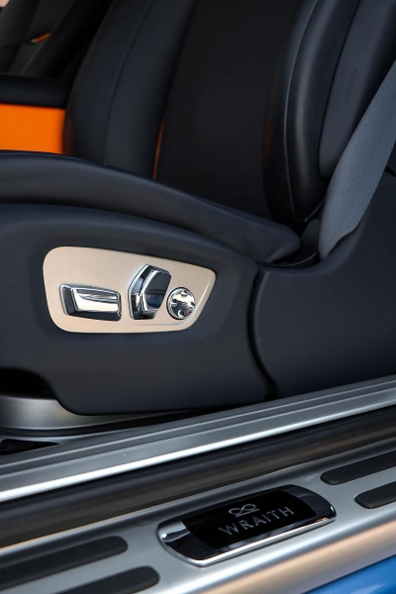 Photo 17 de l'offre de ROLLS-ROYCE WRAITH V12 632CH BLACK BADGE à 260000€ chez Stars Monte Carlo