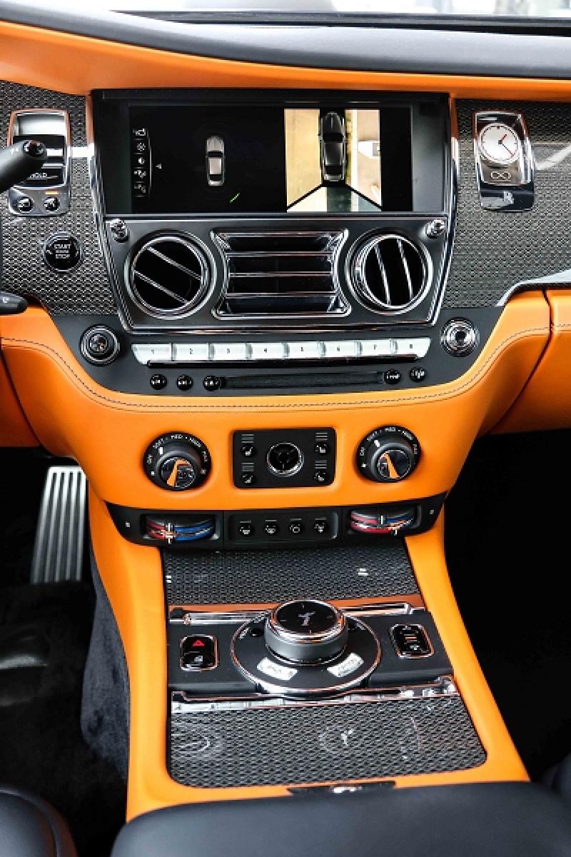 Photo 12 de l'offre de ROLLS-ROYCE WRAITH V12 632CH BLACK BADGE à 260000€ chez Stars Monte Carlo