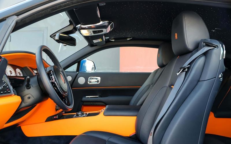 Photo 18 de l'offre de ROLLS-ROYCE WRAITH V12 632CH BLACK BADGE à 260000€ chez Stars Monte Carlo