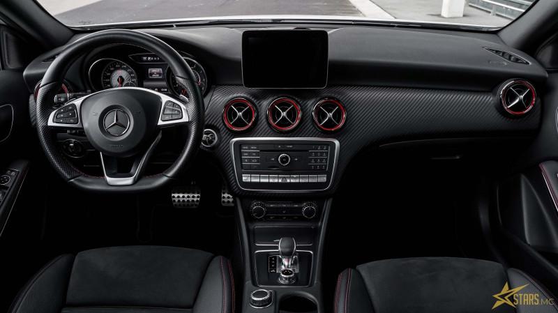 Photo 11 de l'offre de MERCEDES-BENZ CLASSE A (W176) 45 AMG 4MATIC SPEEDSHIFT-DCT à 40900€ chez Stars Monte Carlo