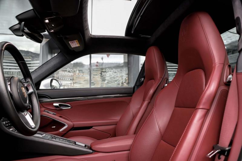 Photo 9 de l'offre de PORSCHE 911 COUPE (991) 3.8 580CH TURBO S PDK à 158991€ chez Stars Monte Carlo