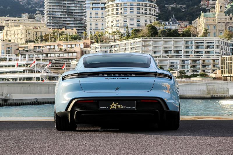 Photo 7 de l'offre de PORSCHE TAYCAN 761CH TURBO S à 175000€ chez Stars Monte Carlo