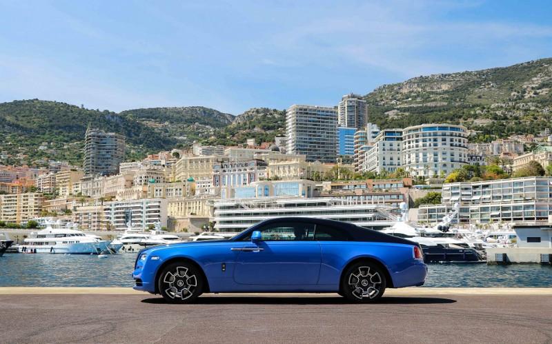 Photo 4 de l'offre de ROLLS-ROYCE WRAITH V12 632CH BLACK BADGE à 260000€ chez Stars Monte Carlo