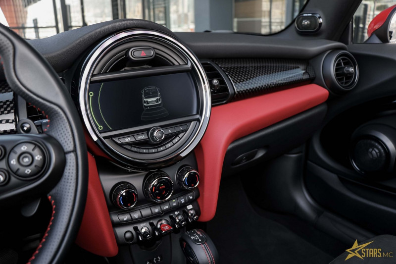 Photo 15 de l'offre de MINI CABRIO COOPER S 192CH RED HOT CHILI BVA à 31900€ chez Stars Monte Carlo