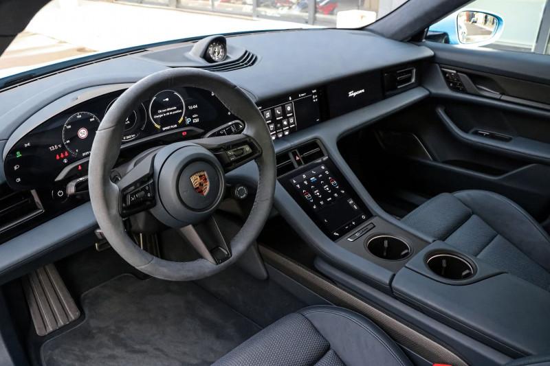 Photo 12 de l'offre de PORSCHE TAYCAN 761CH TURBO S à 175000€ chez Stars Monte Carlo