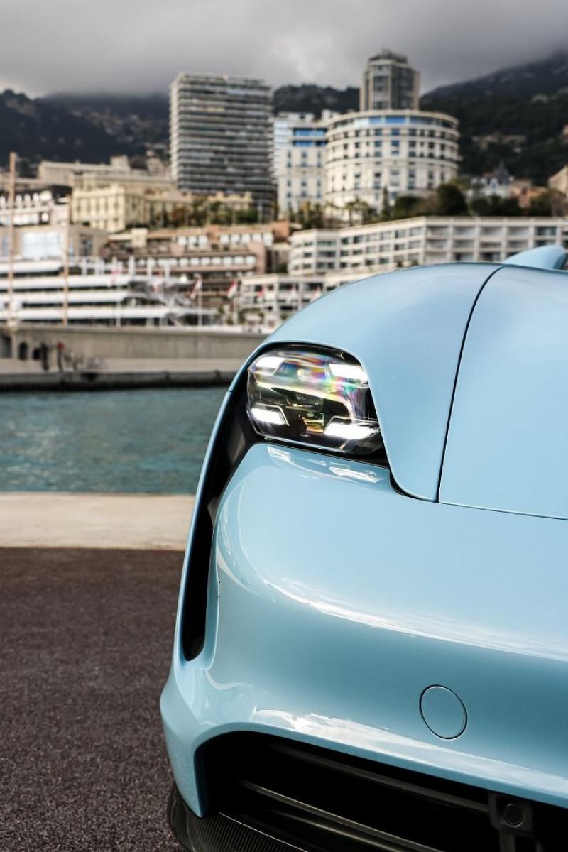 Photo 26 de l'offre de PORSCHE TAYCAN 761CH TURBO S à 175000€ chez Stars Monte Carlo