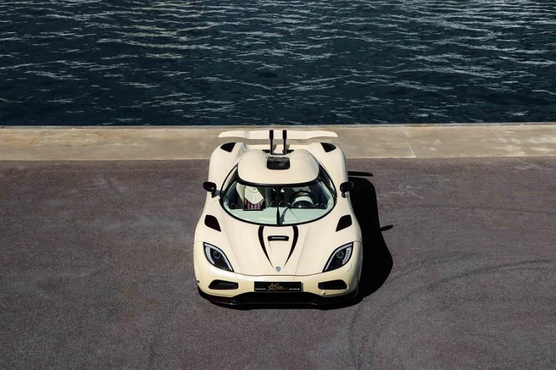 Photo 6 de l'offre de KOENIGSEGG AGERA R CABRIOLET à 2200000€ chez Stars Monte Carlo