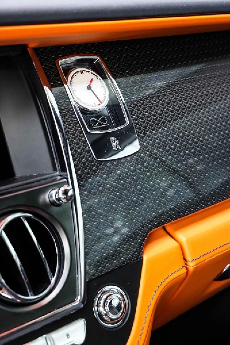 Photo 13 de l'offre de ROLLS-ROYCE WRAITH V12 632CH BLACK BADGE à 260000€ chez Stars Monte Carlo