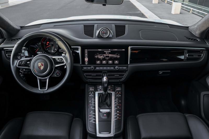 Photo 12 de l'offre de PORSCHE MACAN 2.9 V6 440CH TURBO PDK EURO6D-T EVAP ISC à 106000€ chez Stars Monte Carlo